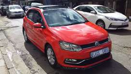 VW Polo TSI 1.2 in Excellent condition