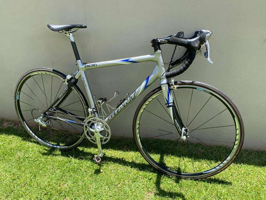 GIANT road bicycle OCR 0