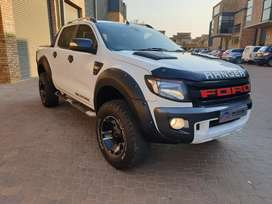 FORD RANGER WILDTRACK WITH FULL KIT ALL THE EXTRAS