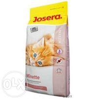 Josera Minette - сухой корм для котят, кормящих беременных кошек 10 кг