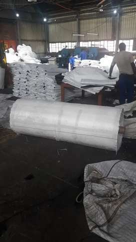 Polypropylene Bulk bags (New and Used)