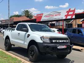 2015 Ford Ranger 2.2 6 Speed - High Rider