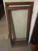 Продам два деревянных окна