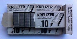 скобы для канцелярского степлера Kreuzer