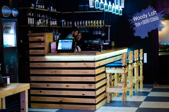 Акции Диваны из поддонов Loft. Барные стойки,барные стулья,столы,полки Киев - изображение 2