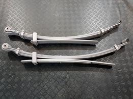 Рессора на Мицубиси Паджеро Mitsubishi Pajero листы рессоры