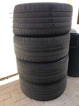 20inch Continental Tyres