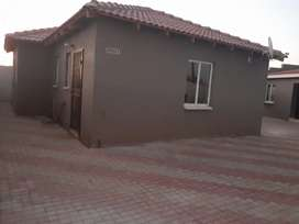 Spacious 2bedroom house for rental