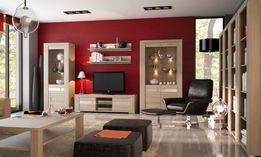Модульная мебель MADRAS (МАДРАС) WOJCIK стенка комплект в гостинную