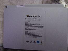 "Аккумуляторная батарея Apple MacBook 17"" A1189, A1151, A1212, A1229"