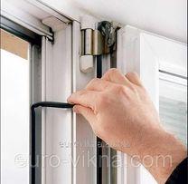 Заменяем уплотнительную резину на металлопластиковых окнах и дверях