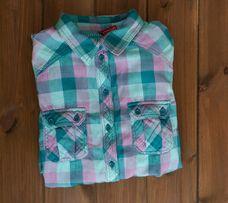 Koszula w kratkę H&M, rozmiar 38 (M), śliczna
