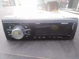 Amplifier and subwoofer.. N radio