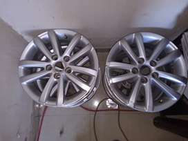 Polo vivo rims