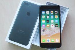 Новый айфон семь плюс iPhone 7 + полный комплект гарантия чек Comfy !