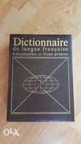 Słownik j.francuskiego-Dictionare Hachette-Encyclopedie Noms Propres