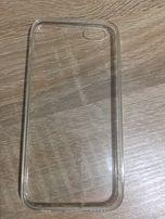 Ульратонкий силиконовый чехол для iPhone 5/5s/5se/6/6s/7/6+