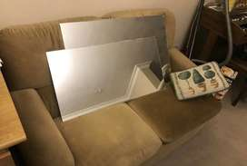 Mirrors for sale - R600 for both
