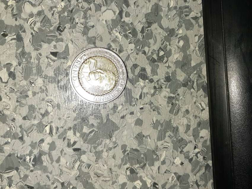 Selling Mandela Coin 0