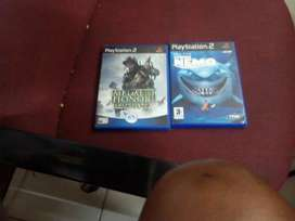 Ps2   medal of honor+finding nemo