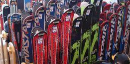 Zostaw swoje stare narty, dopłać od 100 zł i weź nowe.