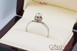 Кольцо Дамиани с бриллиантом