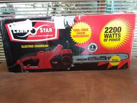 Lawn Star Electric Chainsaw