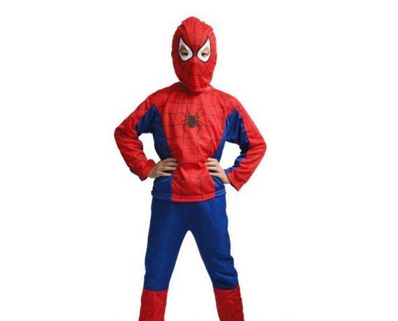 Спайдермен, человек паук, костюм карнавальный Глухов - изображение 1