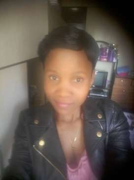Noma (24)with experience from Jo'burg town needs stay in/out Asap