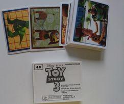 Naklejki do albumu Panini Toy Story 3