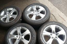 """Felgi Aluminiowe AUTEC 5X130 18"""" Audi Q7"""