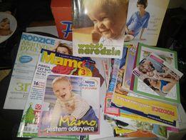 Ciąża i rodzicielstwo, gazety o tematyce ciążowej oddam
