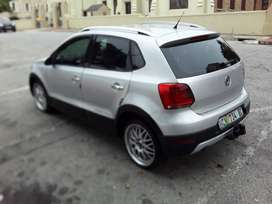 2012 vw polo cross for sale
