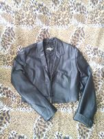 Корсет куртка кожа