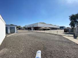 Self storage facility ,warehoues on big piece of land