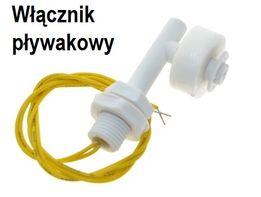Włącznik pływakowy zabezpieczenie system zraszania terrarium ULKA pomp