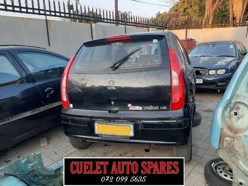 Tata Indica Stripping For Parts And Accessories 0