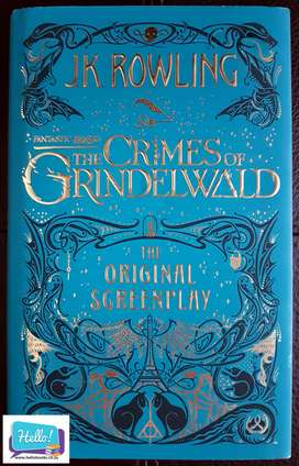 J. K. Rowling The Crimes of Grindelwald