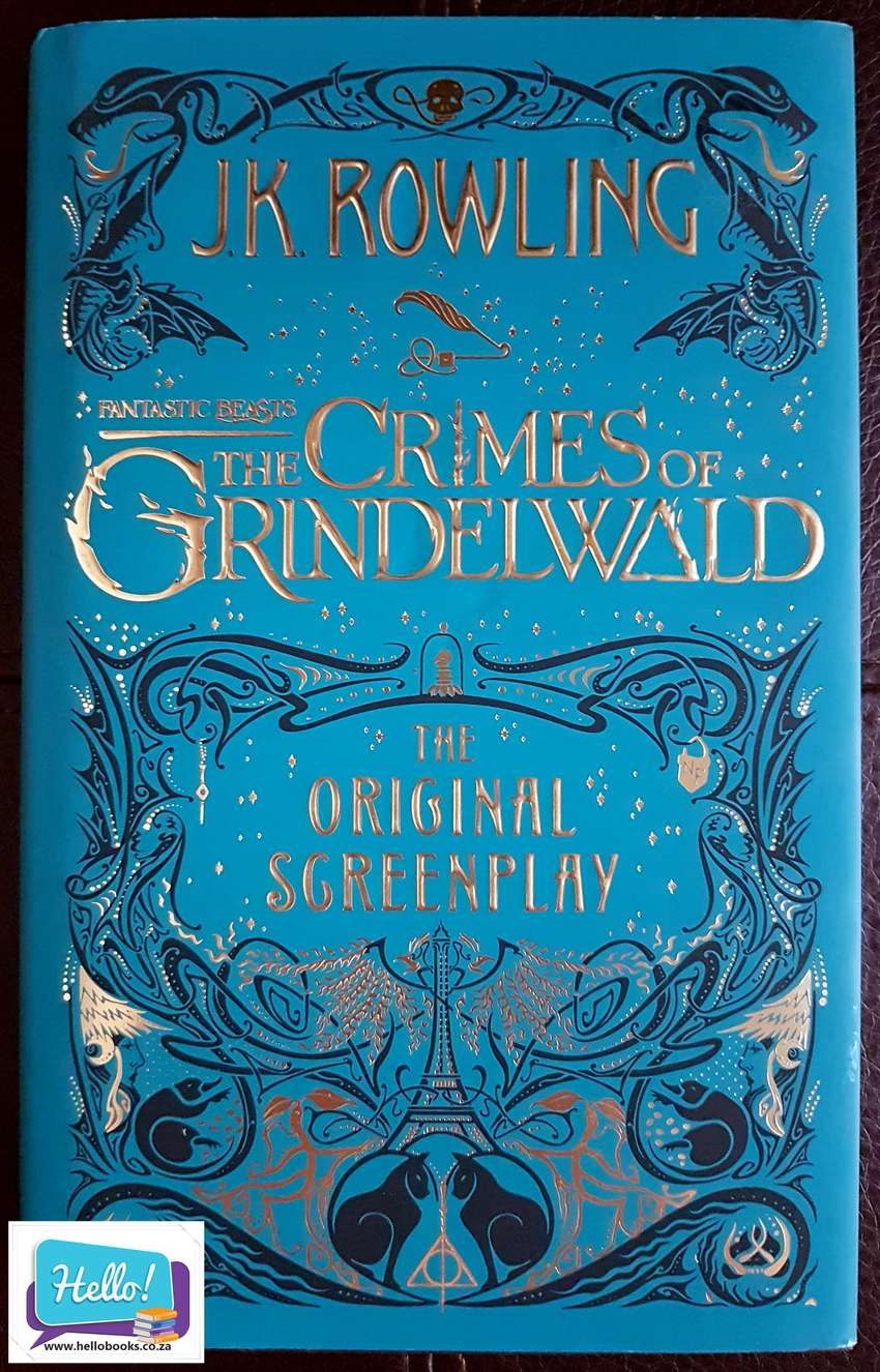 J. K. Rowling The Crimes of Grindelwald 0