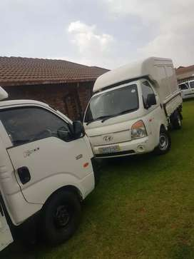 BAKKIE FOR HIRE FOR LONG AND SHORT DISTANCES AT AN AFFORDABLE PRICE