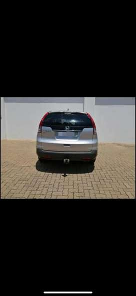 Honda crv, diesel, Automatic, full service history by agent