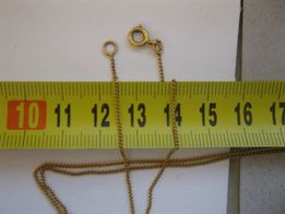 Цепочка золотая 583 проба звезда 51,5 см, советское золото СССР