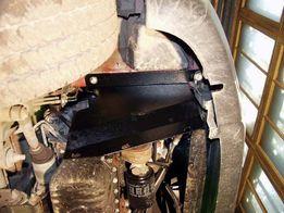Защита двигателя Renault Master, Opel Movano, Nissan Interstar