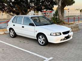 2002Toyota Tazz with Aircon for sale of Swop
