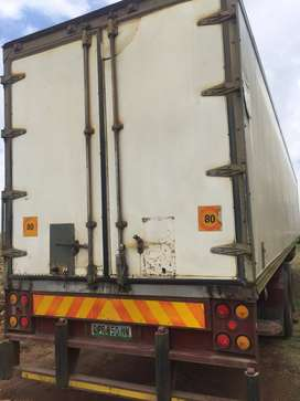 1996 THERMO KING 14m DOUBLE AXLE