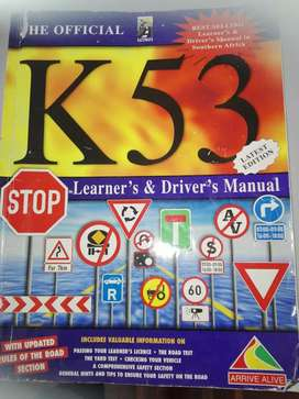 K53 Learners & Drivers License Full Package