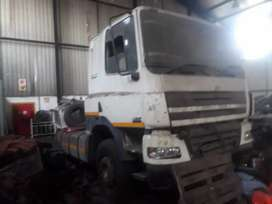 DAF 85 rolling chassis and cab