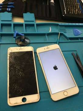 We fix screens within 30 minutes-Laptop and iphone screens