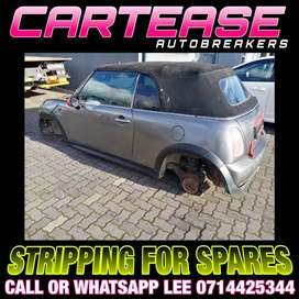 MINI COOPER SPORT STRIPPING FOR SPARES
