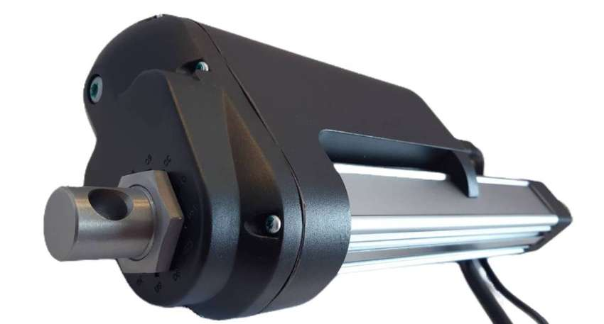 Robust Linear Actuator 200mm stroke, 25mm/s, 5000N, 24Vdc 0